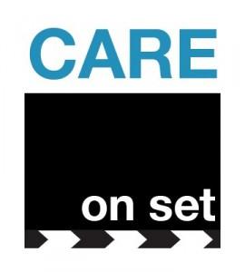 CARE on set